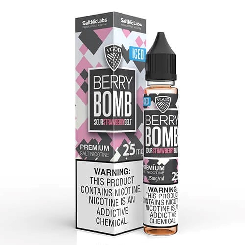 Berry Bomb by VGOD SaltNic